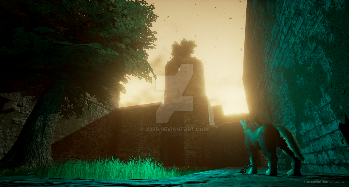 Zelda: Twilight Princess in UE4 | p2 by x3sb