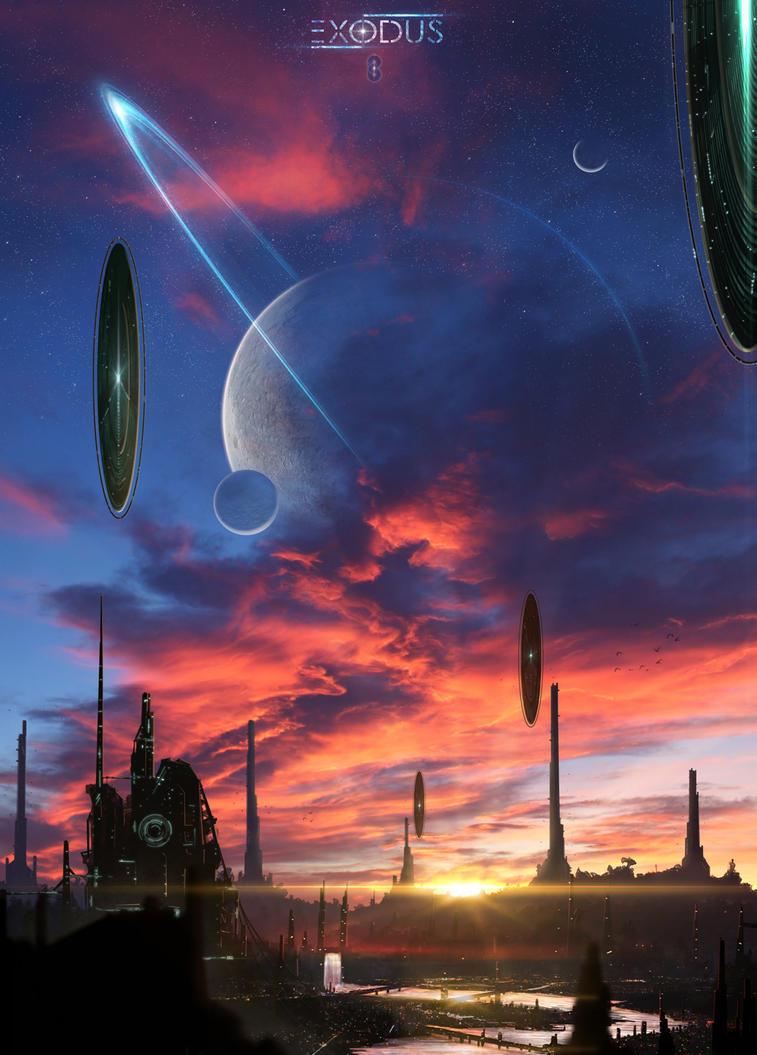 Exodus by Aeon-Lux