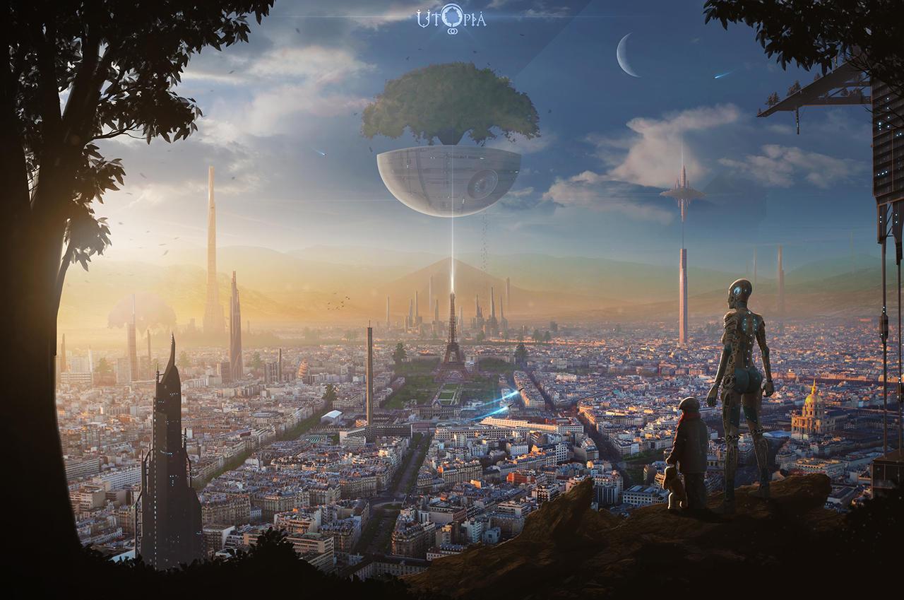 Utopia by Aeon-Lux on DeviantArt