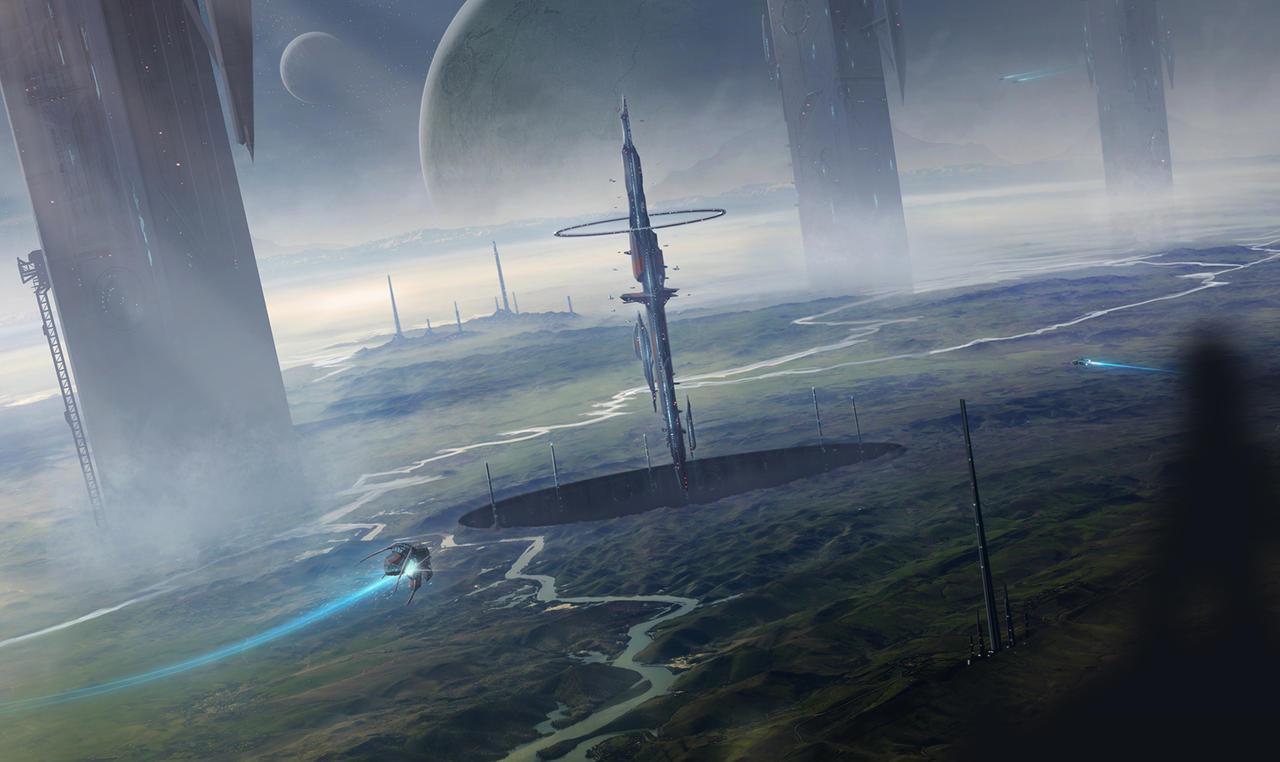 Pillars by Aeon-Lux