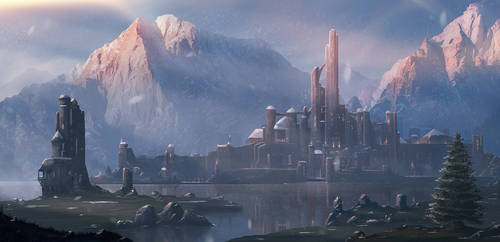 Frostgard - The Stronghold of the North