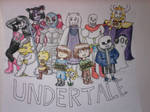 undertale by hichigot