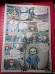 StrangeTale BD Undertale page 19 Fr