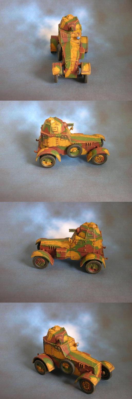 Samochod pancerny wz.34 by noname65