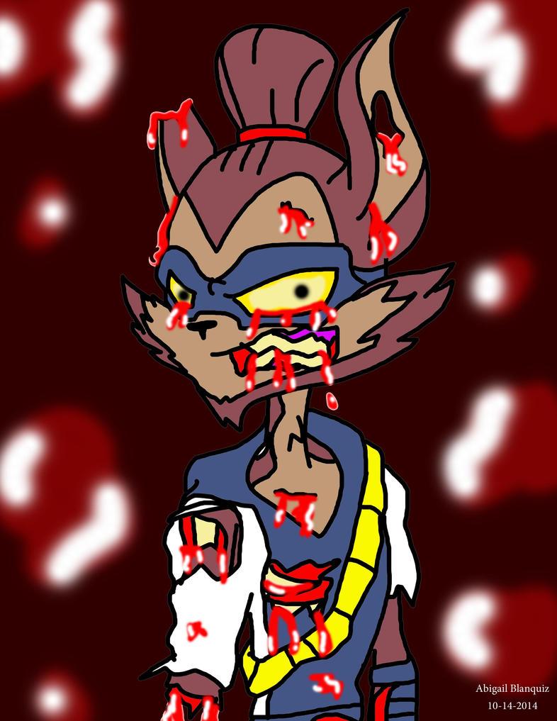 Zombie Rioichi Cooper  by Kova360
