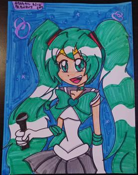 Sailor Miku
