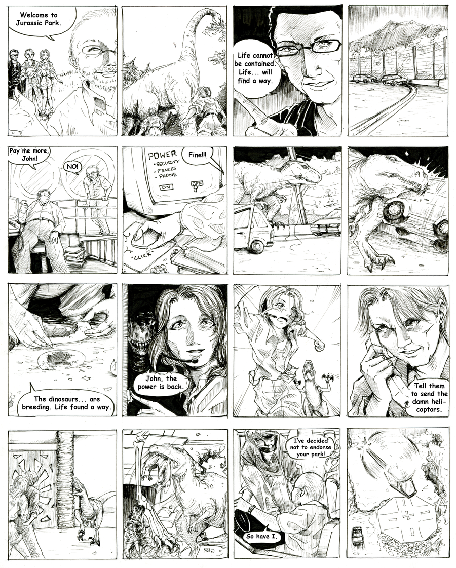 Jurassic_Park_in_16_panels_by_Hirokari.png