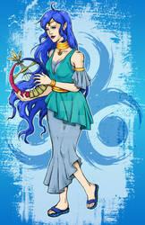Nayru Oracle of Ages