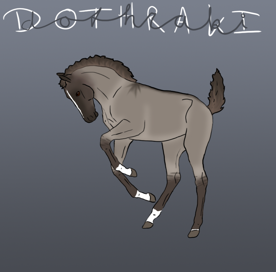 1801 | GB Dothraki by Happy-Horse-Stable