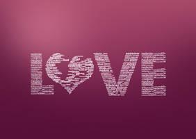 Love Typo