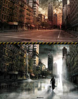 Dark City by onurkacmaz