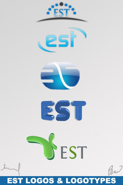 EST Logos by onurkacmaz