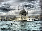 Ortakoy Mosque by onurkacmaz