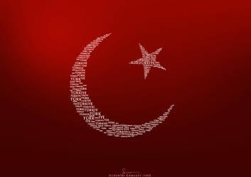 Turkey Typo by onurkacmaz