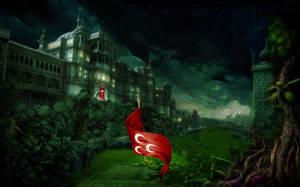 Turkish Chateau by onurkacmaz