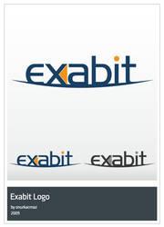 Exabit Logo by onurkacmaz