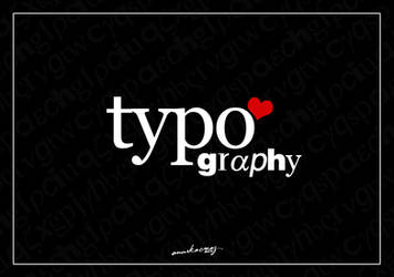 typolovegraphy by onurkacmaz