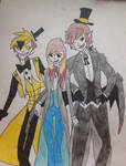 Bill, Jess, and Alcor Cipher