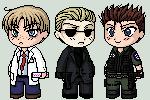 My OTP C: by Resident-evil-STARS