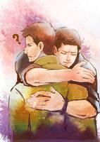 hug by hiraco