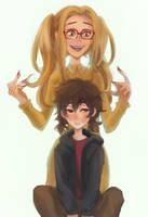 honey and hiro by hiraco