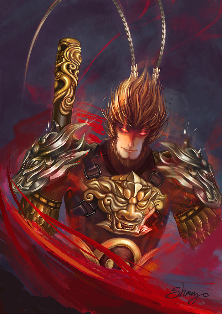 Monkey King: Hero is Back by Sherry-L