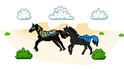 Butterfly Horse Adventures by Mollikka