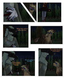 Labyrinth-OCT-Audition-Pg 1 by Rockclanhawkstar
