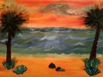 Beachside Serenity by EAPritchett