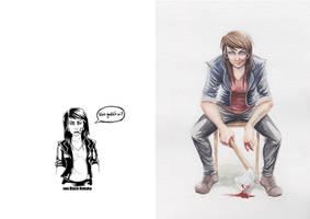 TOA I Comic double page bonus