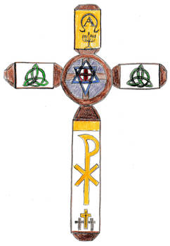 Cross of Unity in Christ