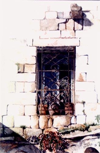 window 2 by Bizriart