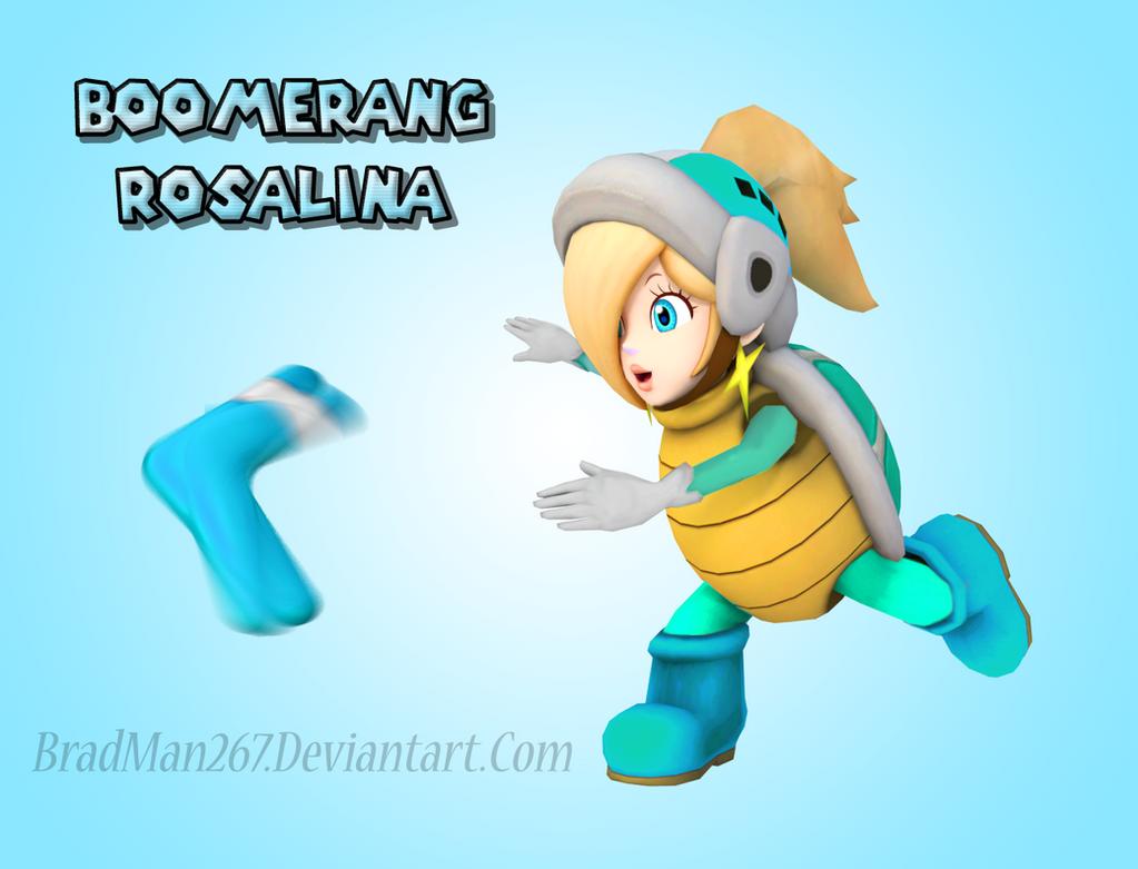 boomerang rosalina by bradman267 on deviantart