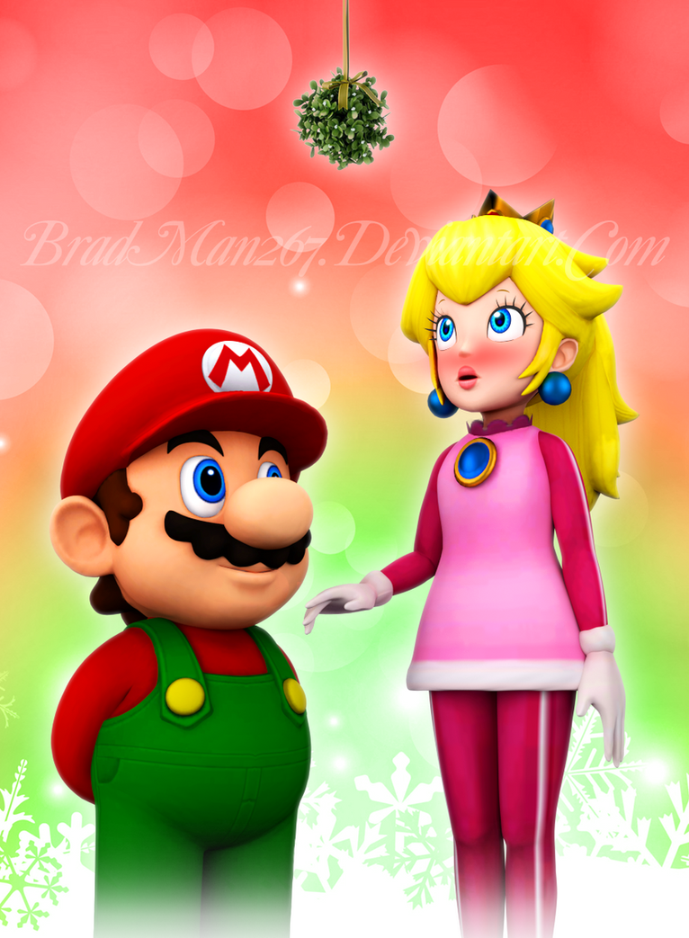 Are mario and peach dating