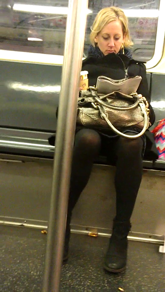 New York Subway Girls By Newyorksubwaygirls On Deviantart