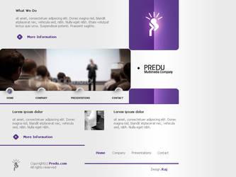 Predu Multimedia by WorksByRaj
