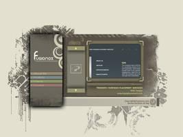 Fusinox Client Page