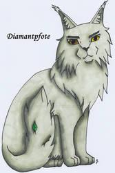 Diamondpaw (bright version)