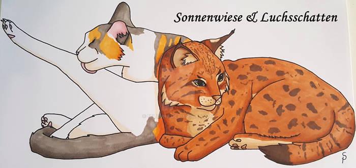 Sunmeadow and Lynxshadow