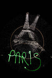 Eiffel and Light by juls-boo