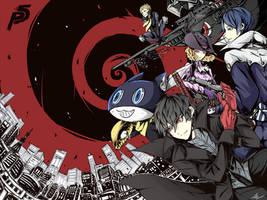 Persona 5 by Fuki03