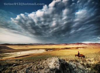 BaShang Grassland 11 by heliang912