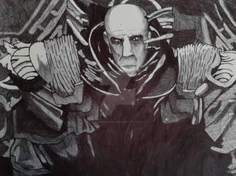Riddick by Kakashisith
