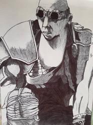 Riddick 2 by Kakashisith