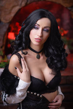 Yennefer of Vengerberg (Witcher 3)