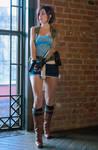 Jill Valentine (ResidentEvil)