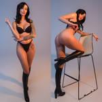 Miranda Lawson sexy cosplay