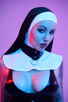 nun from the Hitman: Absolution