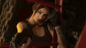 Lara Croft -Tomb Raider Underworld