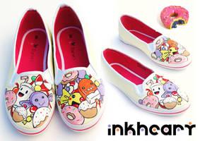 sweet shoes by felixartistixcouk
